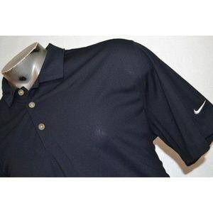 4771 Mens Nike Golf Polo Shirt Size XL Blue
